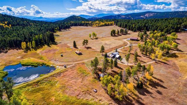 12240 S Ridge Road, Conifer, CO 80433 (#3537512) :: Wisdom Real Estate