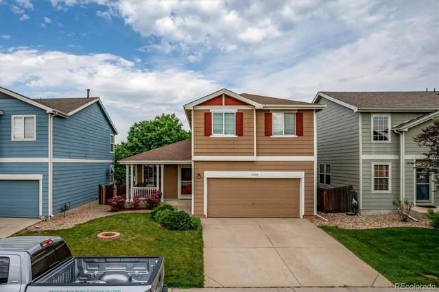 11160 Clayton Street, Northglenn, CO 80233 (#3537922) :: Finch & Gable Real Estate Co.