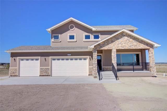 1205 Cottontail Lane, Woodland Park, CO 80863 (#3538285) :: West + Main Homes
