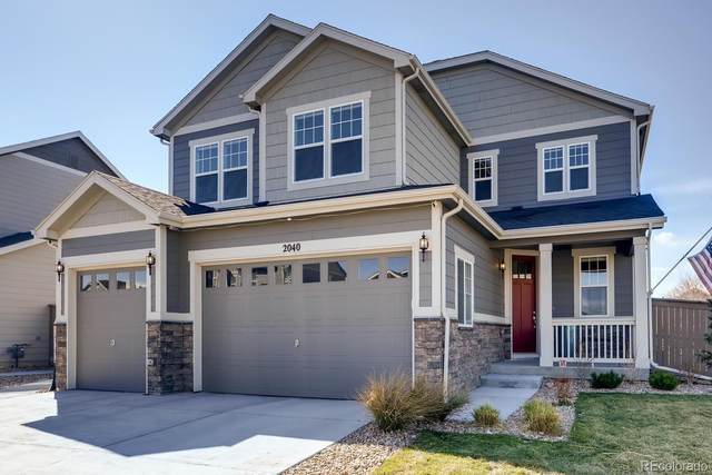 2040 E 150th Court, Thornton, CO 80602 (#3538587) :: The DeGrood Team