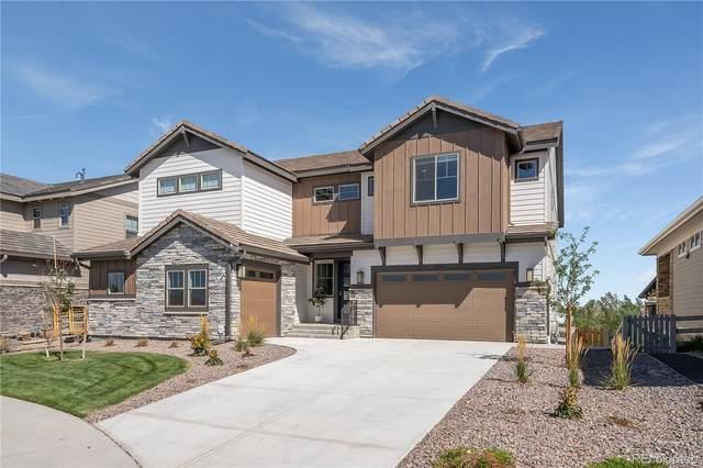 3741 Mount Powell Drive, Broomfield, CO 80023 (MLS #3538740) :: 8z Real Estate