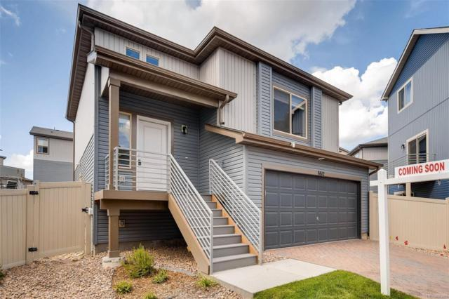 6612 Thicket Pass Lane, Colorado Springs, CO 80927 (#3539657) :: The Griffith Home Team