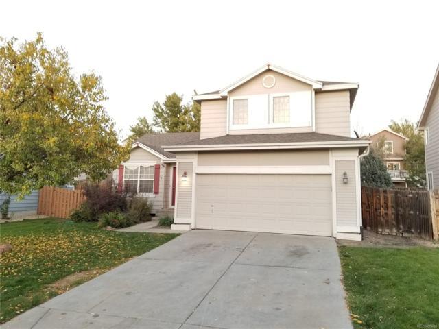 21855 E Powers Drive, Centennial, CO 80015 (#3539904) :: House Hunters Colorado