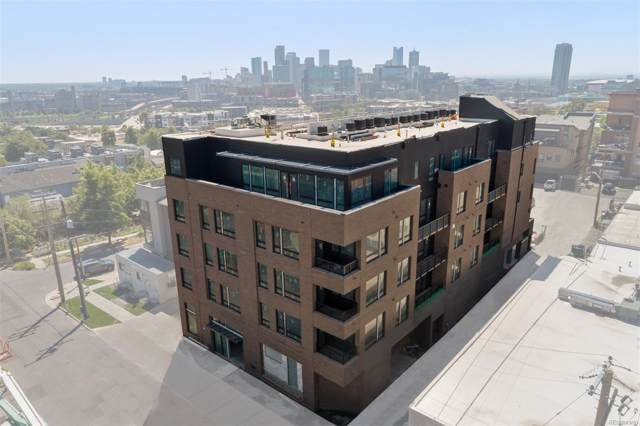 1908 W 33rd Avenue #200, Denver, CO 80211 (#3540140) :: RazrGroup