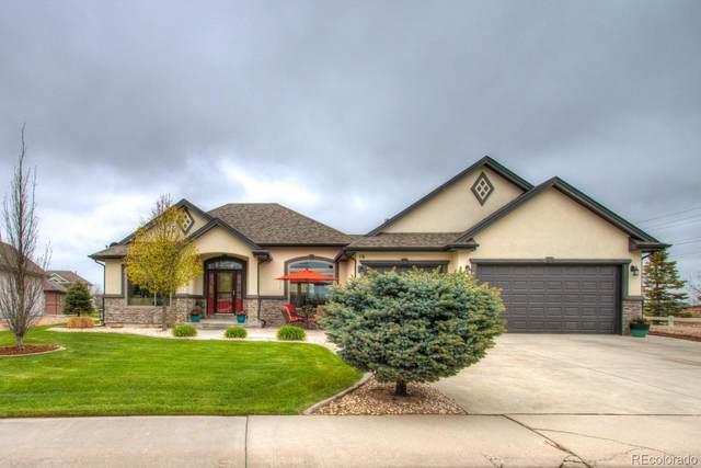 16 S Mountain View Drive, Eaton, CO 80615 (#3541077) :: The DeGrood Team