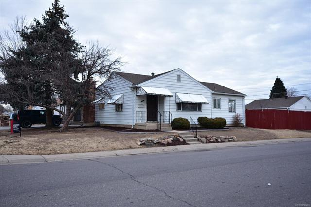 4951 W Wyoming Place, Denver, CO 80219 (#3541105) :: The City and Mountains Group