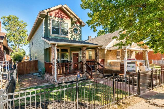 3932 Tejon Street, Denver, CO 80211 (#3541551) :: The City and Mountains Group