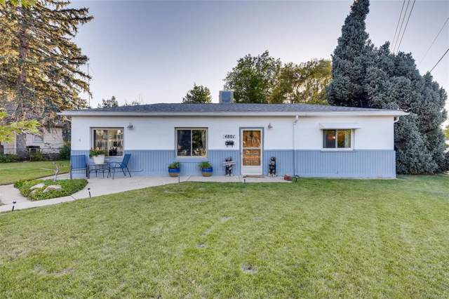 4801 S Delaware Street, Englewood, CO 80110 (#3542465) :: Colorado Home Finder Realty