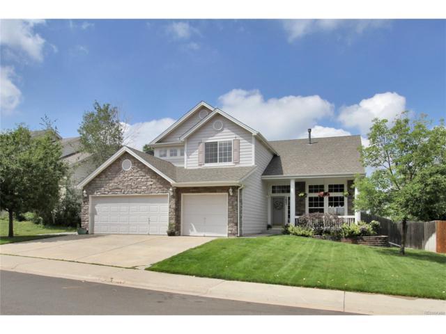 5645 S Shawnee Street, Aurora, CO 80015 (MLS #3542616) :: 8z Real Estate