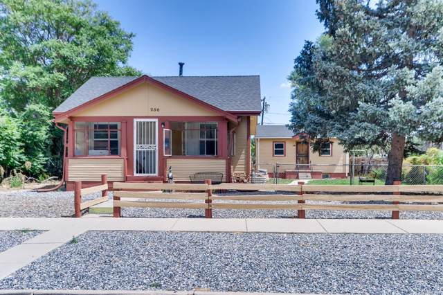 246 N Grove Street, Denver, CO 80219 (#3542784) :: The Heyl Group at Keller Williams