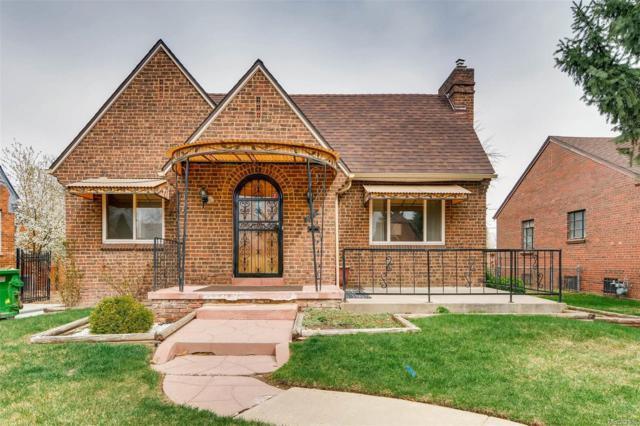 3010 Bellaire Street, Denver, CO 80207 (#3543025) :: The Peak Properties Group