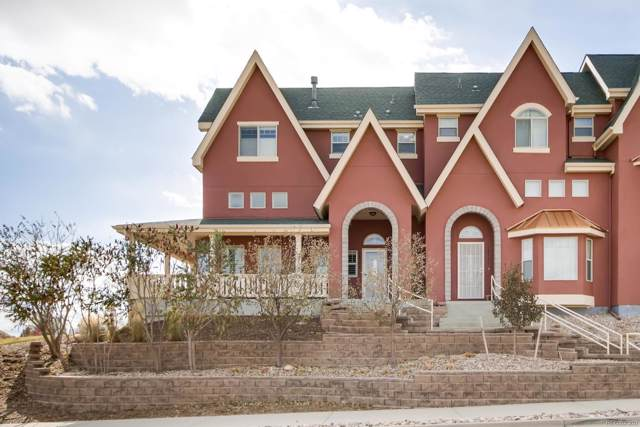 18348 French Creek Avenue, Parker, CO 80134 (#3543169) :: The Healey Group