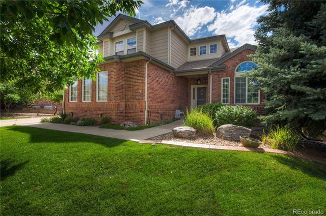 8629 Fawnwood Drive, Castle Pines, CO 80108 (#3543180) :: HomeSmart Realty Group