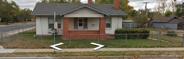 315 N 30th Street, Colorado Springs, CO 80904 (MLS #3543674) :: Find Colorado