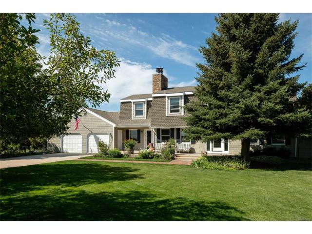 8420 Oak Court, Castle Pines, CO 80108 (#3544211) :: RE/MAX Professionals