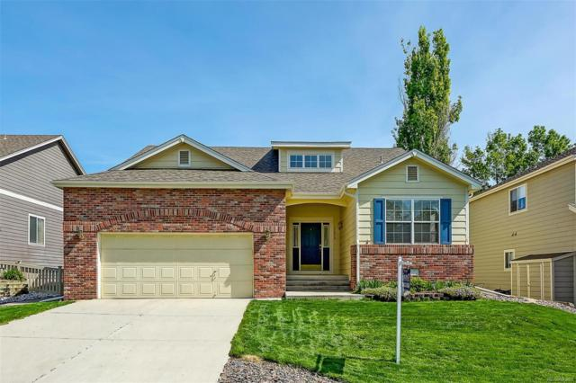 13415 W 62nd Drive, Arvada, CO 80004 (#3544329) :: Wisdom Real Estate