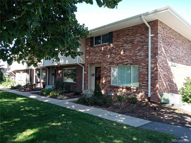 9141 E Mansfield Avenue, Denver, CO 80237 (MLS #3544396) :: Find Colorado