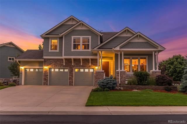 23077 Briar Leaf Avenue, Parker, CO 80138 (#3544407) :: The Colorado Foothills Team | Berkshire Hathaway Elevated Living Real Estate
