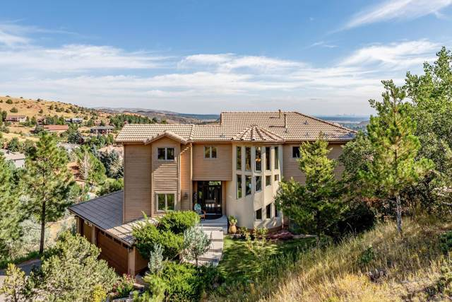 16555 Wild Berry Road, Morrison, CO 80465 (#3544885) :: James Crocker Team