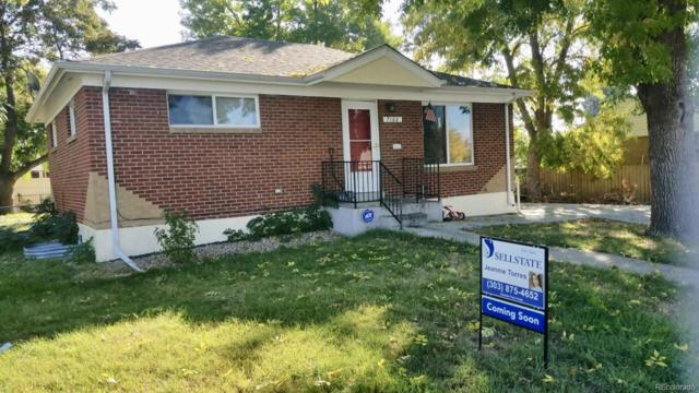 7166 Joan Street, Denver, CO 80221 (#3545429) :: The City and Mountains Group