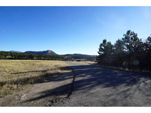 32 Bull Dogger Drive, Bailey, CO 80421 (MLS #3545465) :: 8z Real Estate