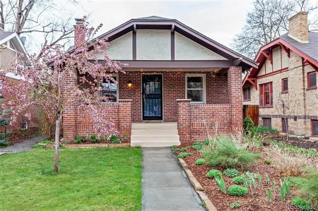 2065 Hudson Street, Denver, CO 80207 (#3545840) :: Kimberly Austin Properties