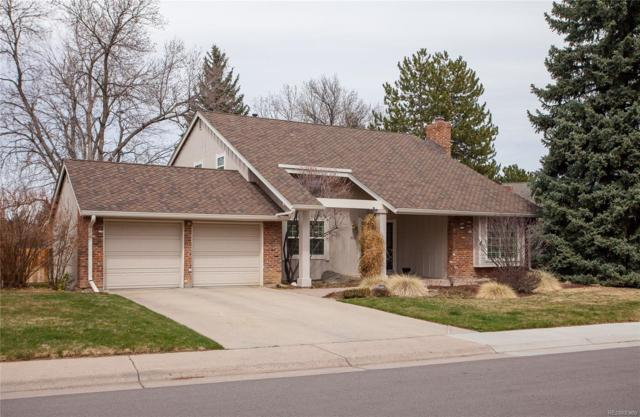 8569 E Long Avenue, Centennial, CO 80112 (#3545937) :: The Peak Properties Group