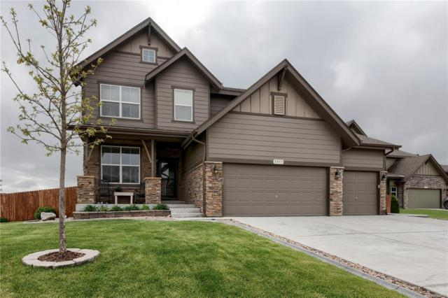 2849 Moulard Court, Johnstown, CO 80534 (#3545974) :: The Heyl Group at Keller Williams