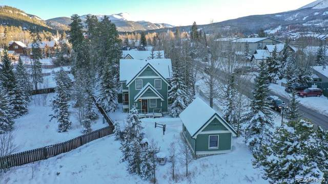 314 N French Street, Breckenridge, CO 80424 (#3546294) :: iHomes Colorado