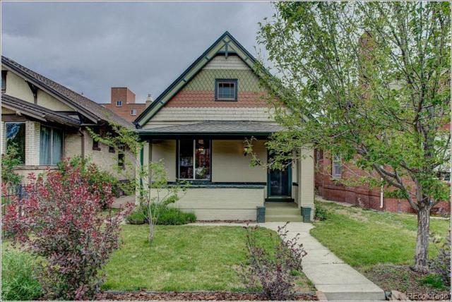 17 N Sherman Street, Denver, CO 80203 (#3546563) :: Colorado Home Finder Realty