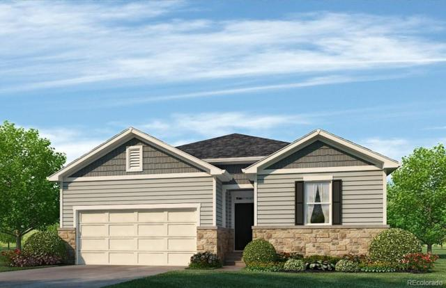 1843 Opal Avenue, Lochbuie, CO 80603 (#3546706) :: The City and Mountains Group