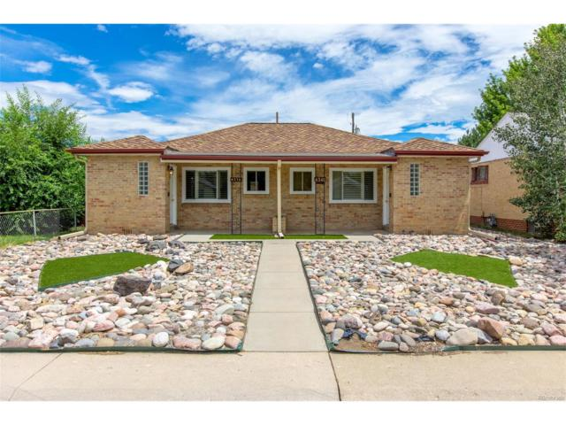4336 S Acoma Street, Englewood, CO 80110 (MLS #3546913) :: 8z Real Estate