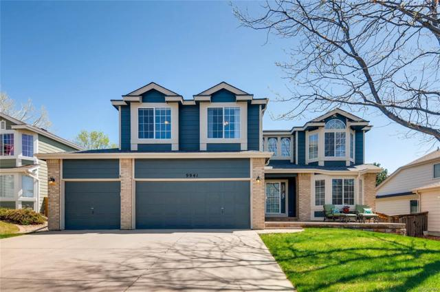 9941 Silver Maple Road, Highlands Ranch, CO 80129 (#3547221) :: Wisdom Real Estate