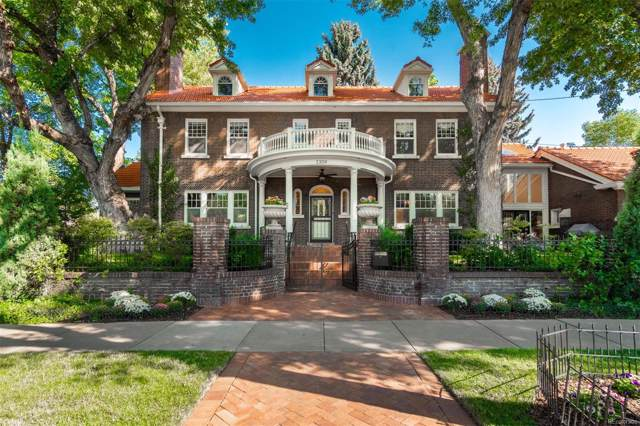 3309 E 7th Avenue Parkway, Denver, CO 80206 (#3547282) :: The DeGrood Team