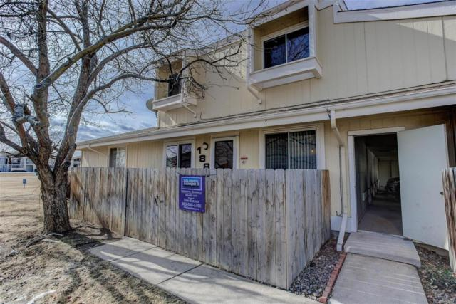 8763 Chase Drive #188, Arvada, CO 80003 (#3547417) :: The Heyl Group at Keller Williams