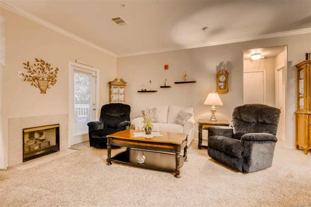 18919 E Warren Circle B-108, Aurora, CO 80013 (#3547615) :: Wisdom Real Estate