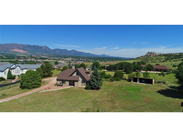 990 Eagle Rock Road, Colorado Springs, CO 80918 (MLS #3547846) :: 8z Real Estate
