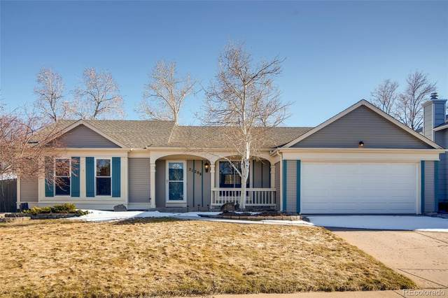 21208 E Powers Place, Centennial, CO 80015 (MLS #3547868) :: 8z Real Estate
