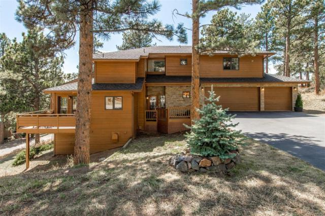 1129 Northridge Court, Golden, CO 80401 (#3548044) :: The Peak Properties Group