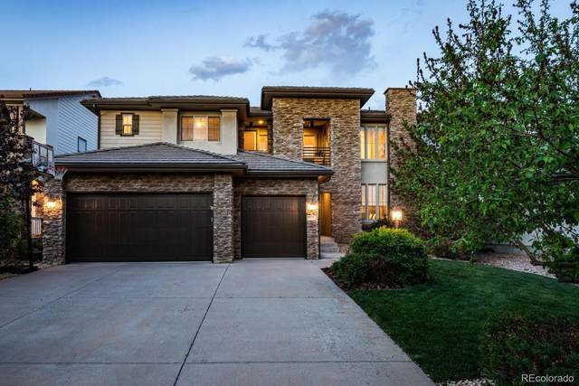 9690 Sunset Hill Drive, Lone Tree, CO 80124 (#3548079) :: Mile High Luxury Real Estate