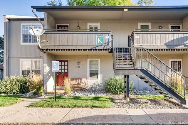 7110 S Gaylord Street K08, Centennial, CO 80122 (#3548126) :: Bring Home Denver with Keller Williams Downtown Realty LLC