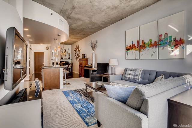 891 14th Street #1414, Denver, CO 80202 (MLS #3548202) :: Bliss Realty Group