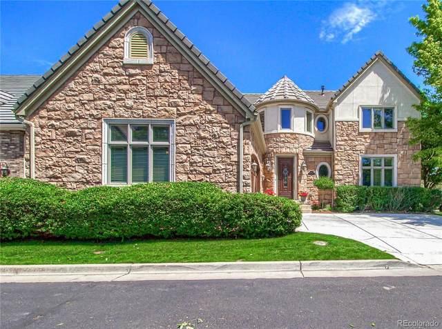8735 E Iliff Drive, Denver, CO 80231 (MLS #3548289) :: 8z Real Estate
