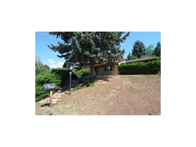 2613 Marilyn Road, Colorado Springs, CO 80909 (MLS #3548304) :: 8z Real Estate
