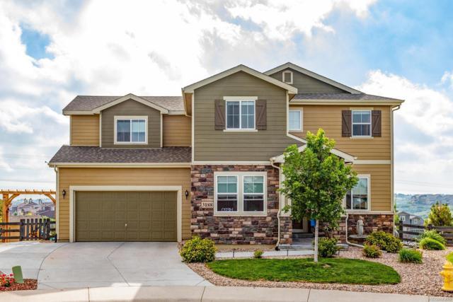 3188 Eagle Claw Place, Castle Rock, CO 80108 (MLS #3548554) :: 8z Real Estate