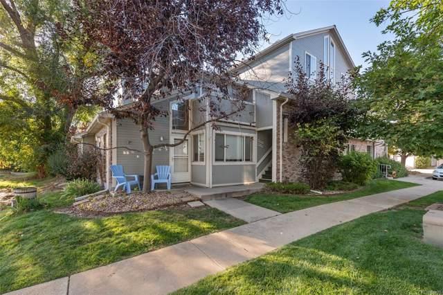 5061 Garrison Street 201G, Wheat Ridge, CO 80033 (MLS #3549047) :: 8z Real Estate