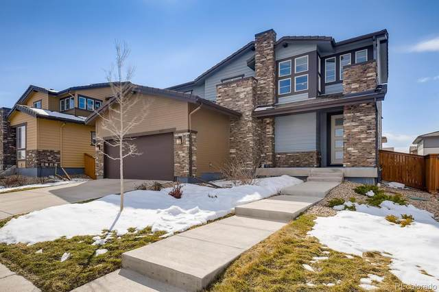 14609 Domino Street, Parker, CO 80134 (#3549088) :: The Griffith Home Team