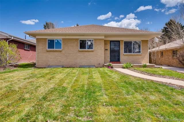 924 Jasmine Street, Denver, CO 80220 (MLS #3549829) :: 8z Real Estate