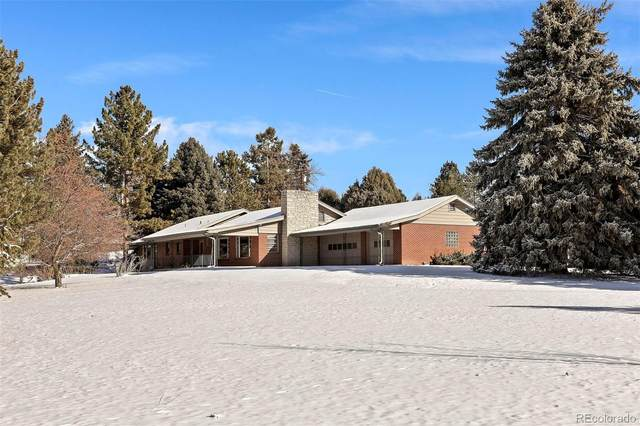 400 Rangeview Drive, Littleton, CO 80120 (#3550048) :: The Dixon Group