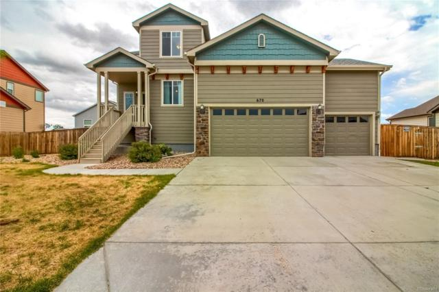 670 N 16th Way, Brighton, CO 80601 (#3550058) :: James Crocker Team